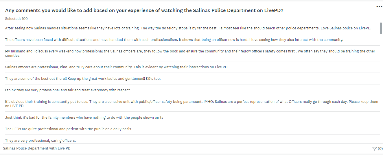 Press Releases | Salinas Police Department